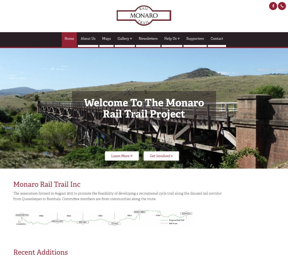 Cooma Website Design | Snowy Mountains Design